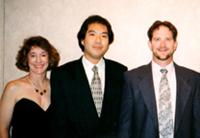 右:元SORSI会長・現SORSI研究理事ジョセフ・F・Jr・アンガー